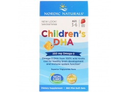 Childrens DHA 250 mg (360 kaps.)