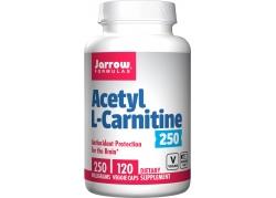 Acetyl L-Karnityna 250 mg (120 kaps.)