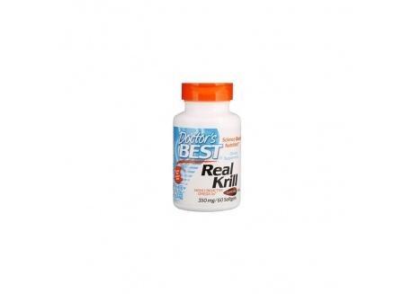 Real Krill - Olej z Kryla 350 mg (60 kaps.)