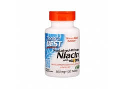 Witamina B3 NiaXtend - Niacyna 500 mg o przedłużonym uwalnianiu (120 tabl.)