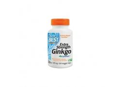 Ginkgo Biloba ekstrakt (120 kaps.)