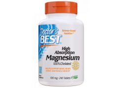 High Absorption Magnesium - Magnez (240 tabl.)