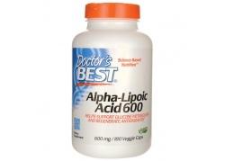 ALA - kwas alfa liponowy 600 mg (180 kaps.)
