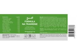 Formuła Na Trawienie (50 kaps.)