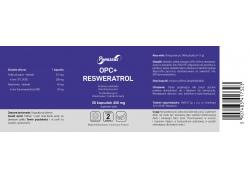 OPC + Resweratrol ( 50 kaps.)