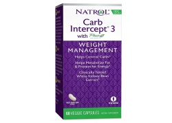 Carb Intercept 3 with Phase 2 Weight Management (60 kaps.)