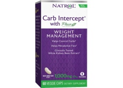 Carb Intercept with Phase 2 Weight Management (60 kaps.)