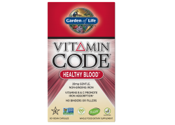 Vitamin Code RAW Healthy Blood (60 kaps.)