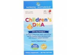 Childrens DHA 250 mg (180 kaps.)