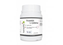 N-acetylo-L-cysteina (300 kaps.)