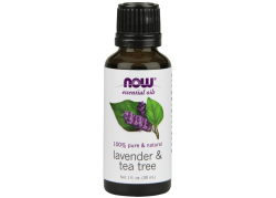100% Olejek Lawendowy i Olejek z Drzewa Herbacianego (30 ml)