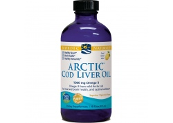 Arctic Cod Liver Oil Lemon (237 ml)