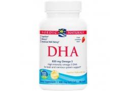 DHA Omega-3 Oil (90 kaps.)