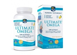 Ultimate Omega 640 mg (120 kaps.)