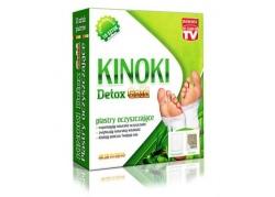 Plastry Oczyszczające KINOKI Detox Gold (10 szt.)