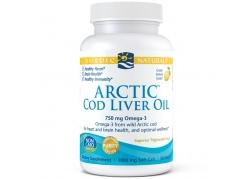 Arctic Cod Liver Oil Lemon (90 kaps.)