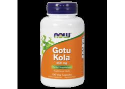 Gotu Kola 450 mg (100 kaps.)