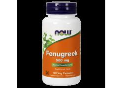 Fenugreek - Kozieradka 500 mg (100 kaps.)