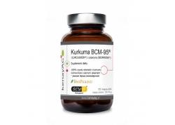 Kurkuma BCM-95® (CURCUGREEN®) z piperyną (BIOPERINE®) (60 kaps.)