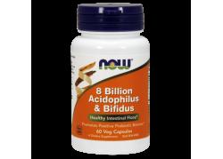 8 Billion Acidophilus & Bifidus - Probiotyk (60 kaps.)