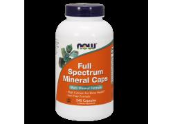 FS Mineral Caps - Minerały dla dorosłych (240 kaps.)