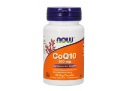 Koenzym Q10 100 mg i Głóg 400 mg (30 kaps.)