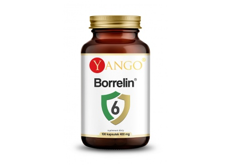 Borrelin 6 (100 kaps.)