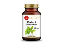 Brahmi - ekstrakt 50% bakozydów (100 kaps.)
