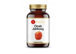 Ocet jabłkowy 475 mg  (90 kaps.)
