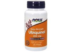 Ubichinol - Koenzym Q10 200 mg (60 kaps.)