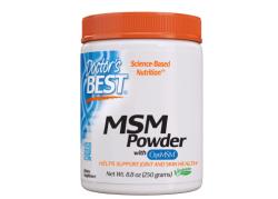 Siarka MSM - OptiMSM Metylosulfonylometan (250 g)