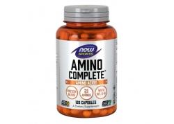 Amino Complete - Kompleks Aminokwasów i Proteiny (120 kaps.)