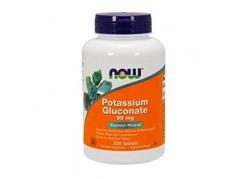 Potassium Gluconate - Glukonian Potasu (250 tabl.)