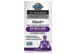 Mood+ Probiotics (60 kaps.)