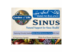 Herbal Immune Balance Sinus (30 kaps.)
