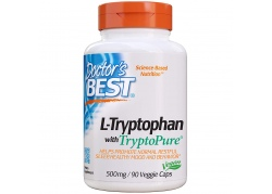 L-Tryptofan 500 mg (90 kaps.)