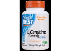 L-Carnitine Fumarate - Fumaran L-Karnityny 855 mg (60 kaps.)