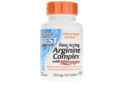 Fast Acting Arginine Complex with Nitrosigine (60 tabl.)