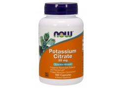 Potassium Citrate - Cytrynian Potasu 99 mg (180 kaps.)