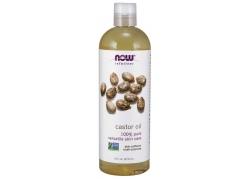 Castor Oil - 100% Olej Rycynowy (473 ml)