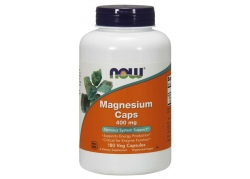 Magnesium Caps - Magnez 400 mg (180 kaps.)