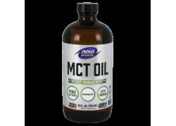 MCT Oil - Olej MCT bezzapachowy (473 ml)