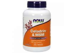 Celadrin 500 mg i MSM 100 mg (120 kaps.)