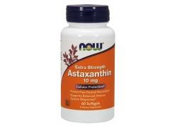 Naturalna Astaksantyna 10 mg (60 kaps.)