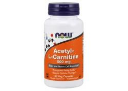 Acetyl L-Karnityna HCI 500 mg (50 kaps.)