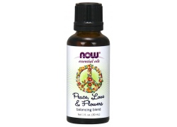 Peace, Love & Flowers Oil Blend (30 ml)