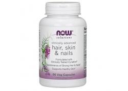 Hair, Skin & Nails - Włosy, Skóra i Paznokcie (90 kaps.)
