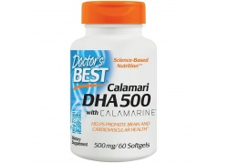 Calamari Omega 3 DHA 500 mg EPA 50 mg (60 kaps.)