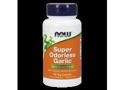 Super Odorless Garlic - Czosnek Bezzapachowy + Głóg + Pieprz Cayenne (90 kaps.)