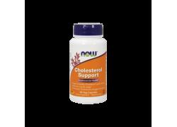 Cholesterol Support - Czosnek + Guggul + Guma Guar (90 kaps.)